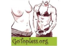 Mme Schiappa Mme Hidalgo ; Droit à être topless la cause Gotopless
