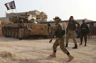 Occupation illégale en Syrie
