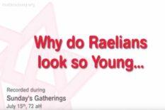 raéliens ont l'air jeunes