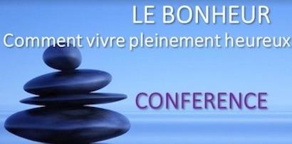 Conférence Bonheur Lyon