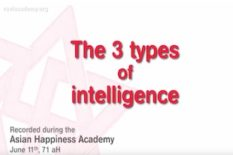 3 types d'intelligence