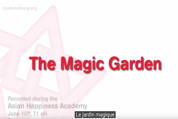 Jardin Magique du bonheur