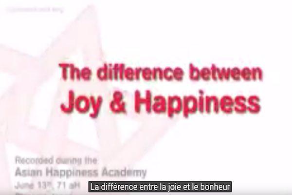 joie et bonheur bonheur joie bonheur