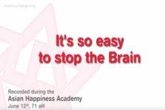 stopper le cerveau