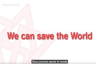 pouvoir de sauver le monde
