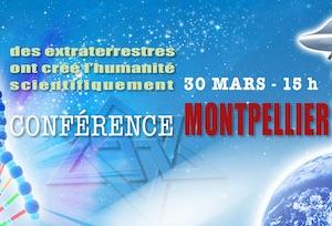 Conférence raélienne Montpellier