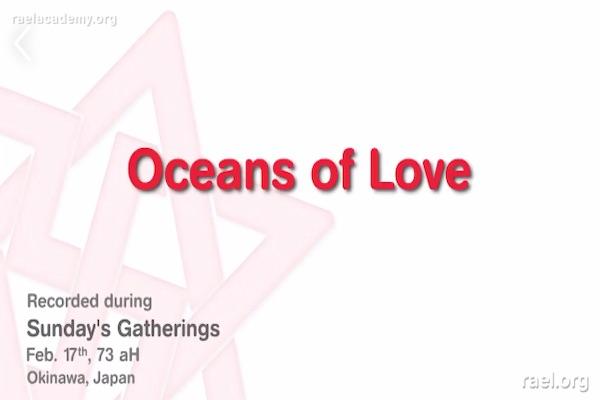 nos océans d'amour