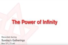 le pouvoir de l'Infini