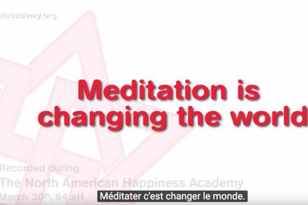 mediter changer le monde méditation change le monde