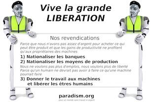 célébrer la 8ème journée internationale du Paradisme Paradisme, Mouvement de la Grande Libération
