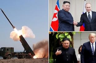 désarmement nucléaire unilatéral inconcevable pour la Corée du Nord