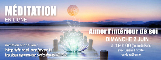 méditation planétaire en ligne