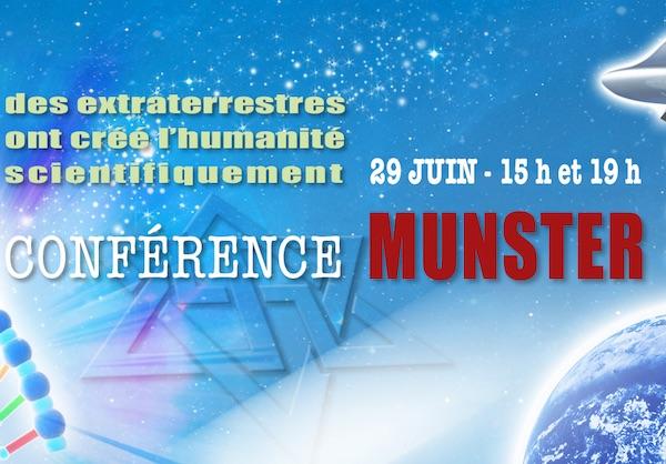 Conférence Munster 29 Juin 2019