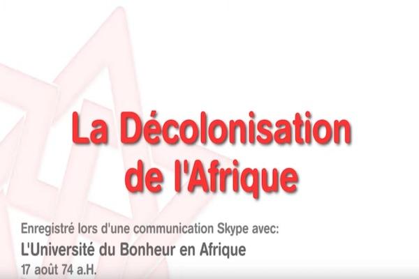 décolonisation de l'Afrique