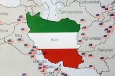 bases militaires américaines autour de l'iran