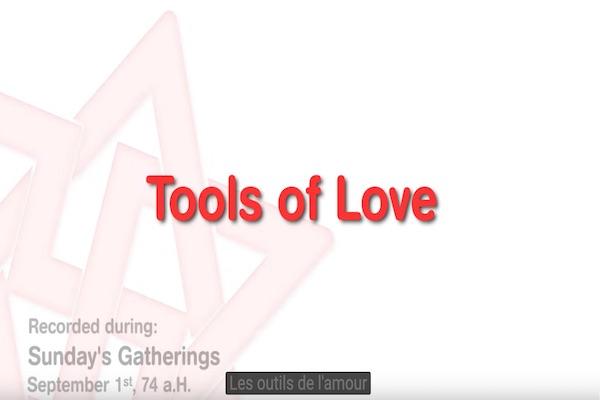 outils de l'amour - outils de l'amour