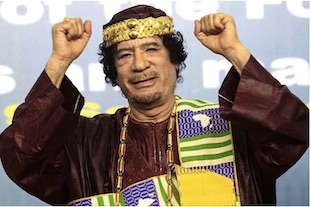 Kadhafi assassiné