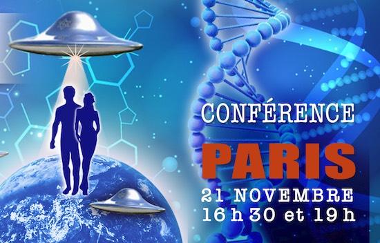 2 conférences paris novembre 2019