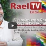 Soutien à E. Morales