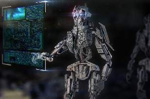 le premier cyborg sur terre