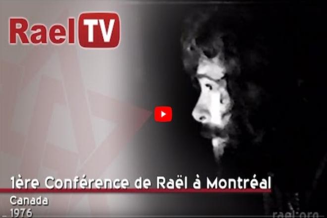 1ère conférence à Montréal
