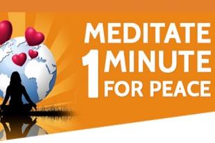 Soutien au Maire pour la Paix - Des méditations pour la Paix face au terrorisme viral actuel qui utilise l'intimidation, la violence pour créer un climat de peur pendant le confinement - campagne Une Minute pour la paix mediter une minute pour la paix Madame Hidalgo
