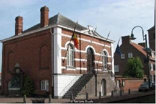 Frontière des Pays-Bas : Baerle-Nassau abrite plus de 20 enclaves belges, dont certaines contiennent elles même des enclaves néerlandaises