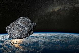 Fin de l'ère glaciaire et Impact d'astéroïdes