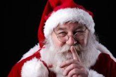 détruire le mythe du Père Noël