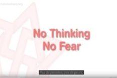Pas de pensées pas de peurs