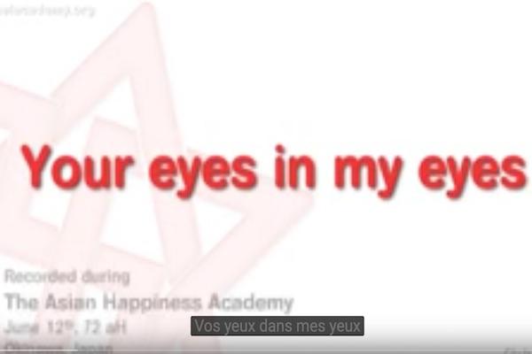 Vos yeux