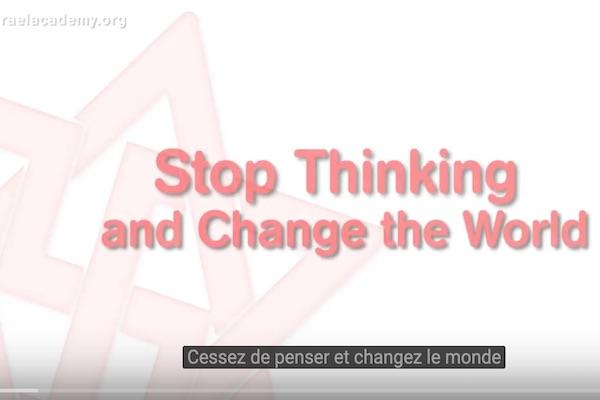 cessez de penser