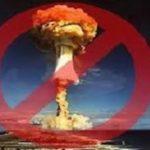 nucléaire - traité pour interdire les armes nucléaires