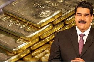 Rapatrier l'or du Venezuela