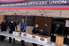 Les policiers sont là pour protéger le peuple !