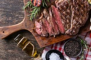 mangez de la viande rouge
