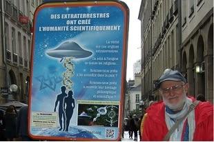 Rennes - pionnier raélien