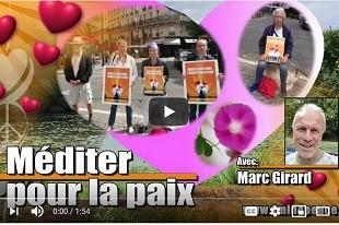 Vidéo sur la Campagne Une Minute pour la Paix