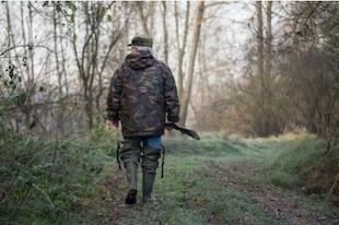 chasse autorisée pendant le confinement