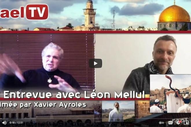 2e Entrevue avec Léon Mellul