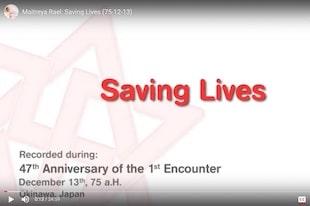 sauver des vies