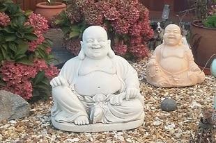 """""""Il n'y a pas de chemin vers le bonheurLe bonheur est le chemin"""" - Lao-Tseu -""""Riez tout le temps !"""" - Raël -"""