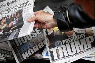 La confiance dans les médias traditionnels américains est au plus bas