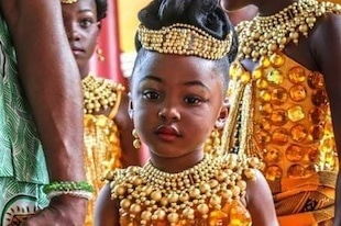 tenue traditionnelle africaine