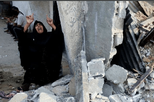 crimes de guerre en Palestine