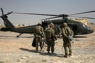 Que font les États-Unis en Irak ?