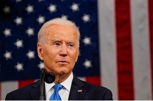 Joe Biden s'adresse au monde
