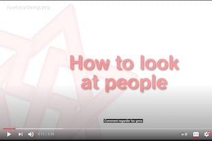regarder les gens