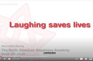 Rire sauve des vies