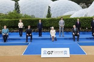 G7 La Chine